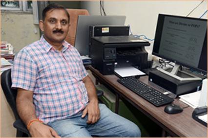 Dr Sanat Kumar
